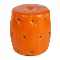Пуф-6 оранжевый