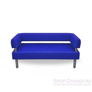 Диван Бизнес синий