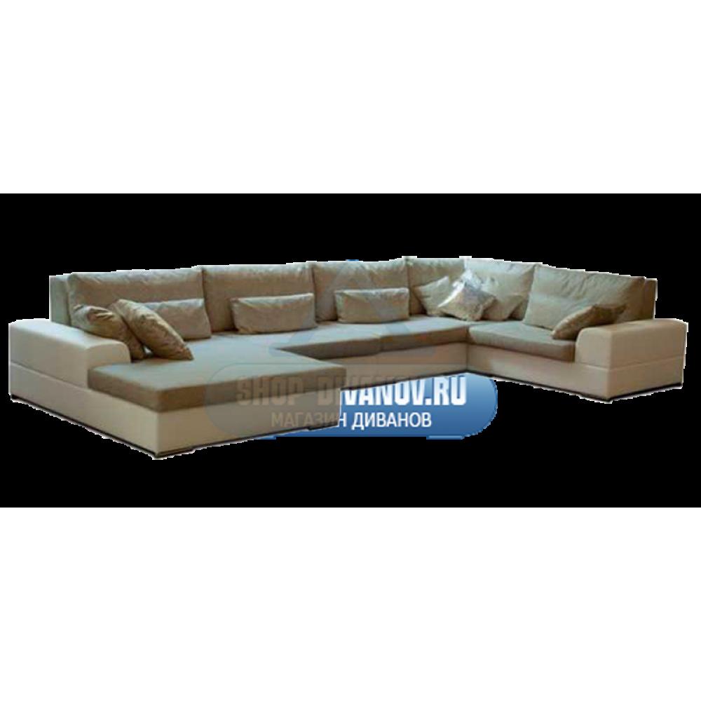 Купить большие угловые диваны