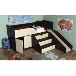 Стенка-кровать Кузя-3