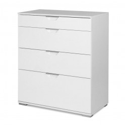 Комод Лайн-1 белый