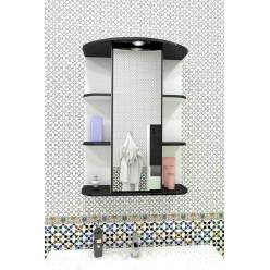 Шкаф для ванной Мебелеф-1