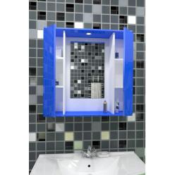 Шкаф для ванной Мебелеф-3