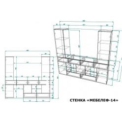 Мебелеф-14