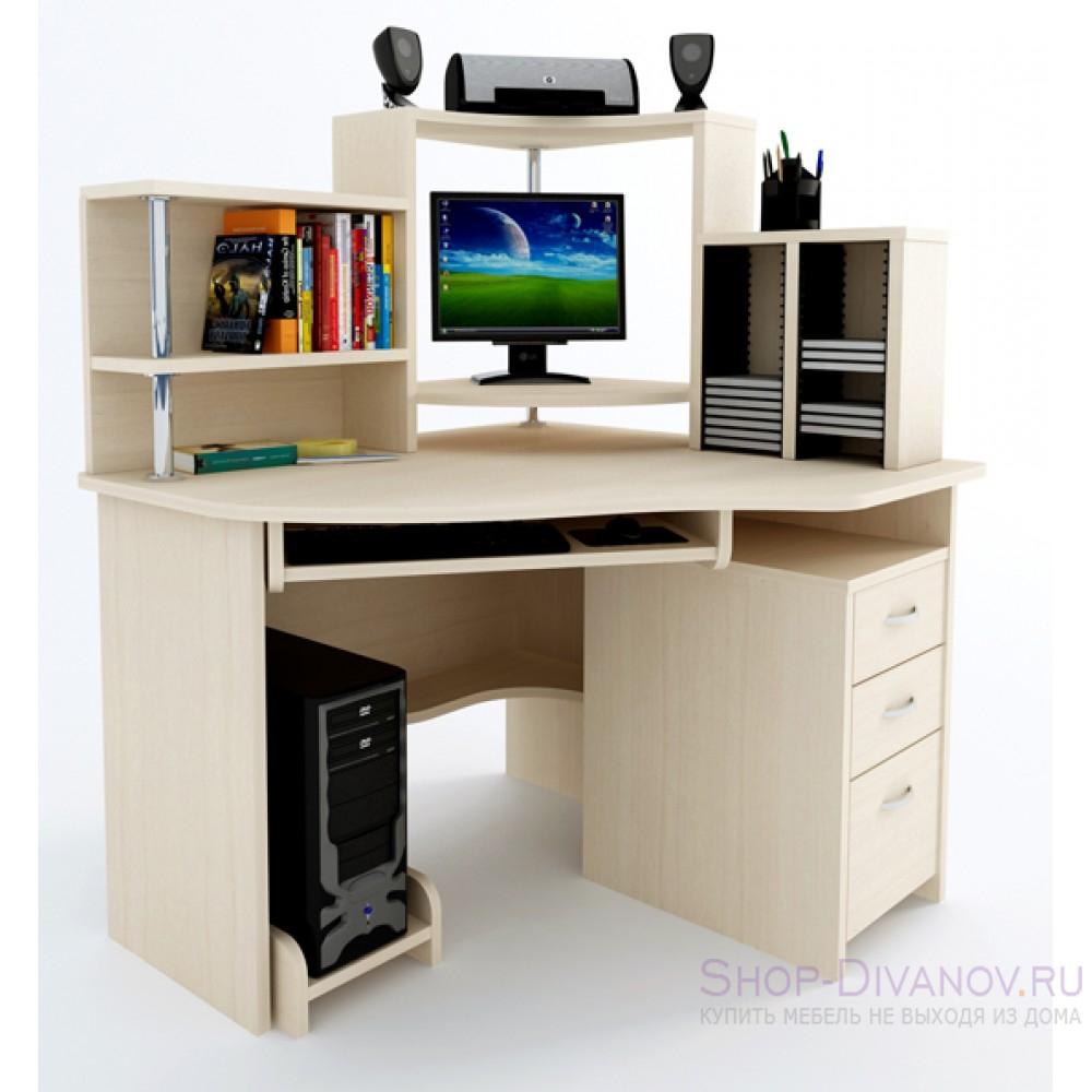 Компьютерные столы недорого, купить компьютерный стол в инте.