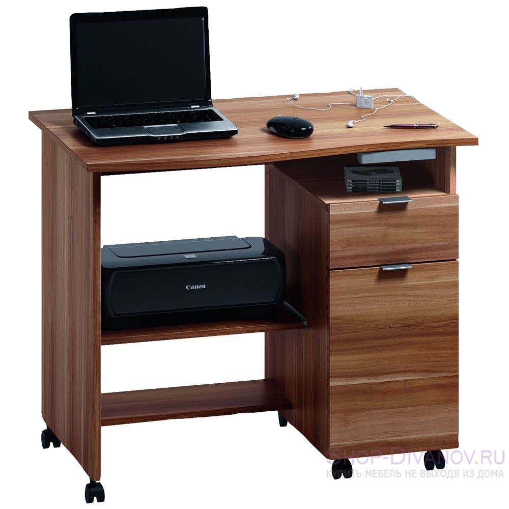 Компьютерный стол 27 - дешево с фабрики.